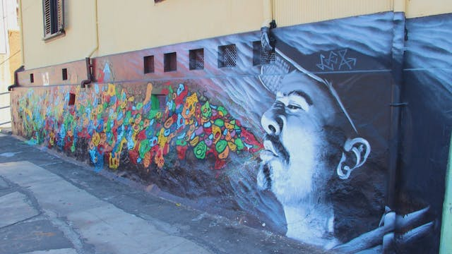 Chile's latest artistic destination
