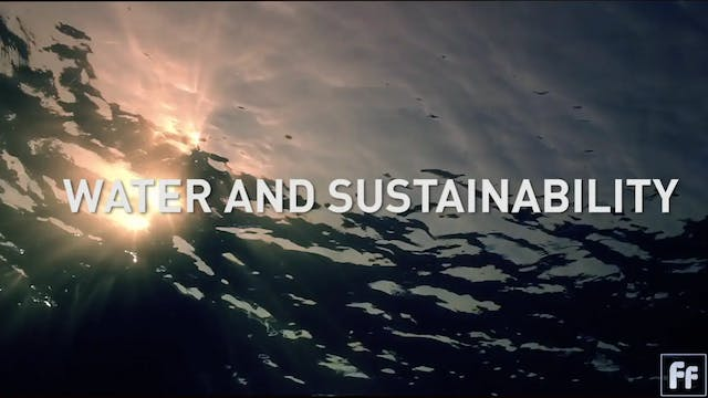 Water & Sustainability with Melissa T...