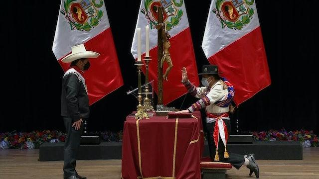 Pedro Castillo: From Peasant To President