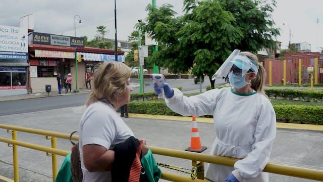 Costa Rica: COVID-19 success story