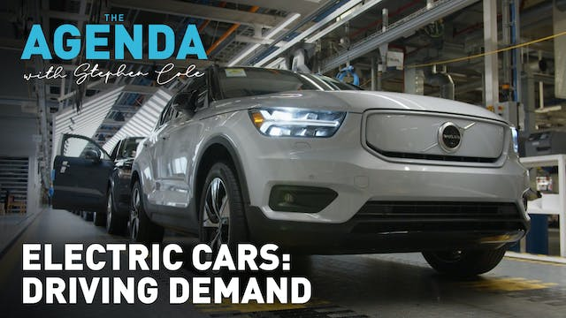 Consumers and electric cars #TheAgenda