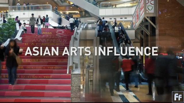 Asian Arts Influence with Hao Jingfang & Dana Tai Soon Burgess