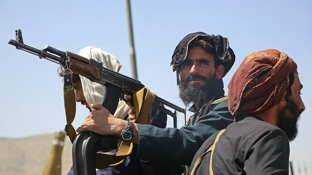 Who funds the Taliban?
