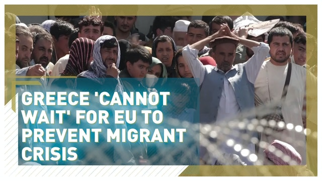 Greece 'cannot wait' for EU to prevent migrant crisis