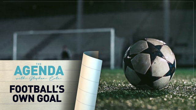 The European Super League: An own goal for football?