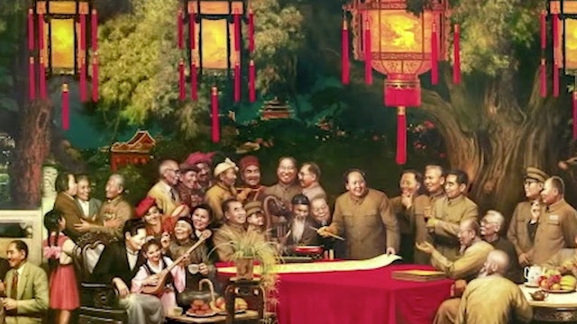 Preparation for the founding of the PRC