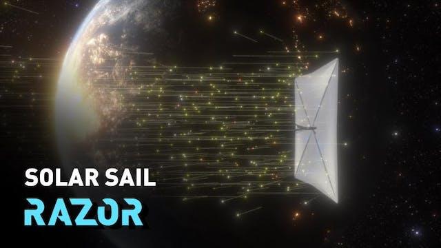 #RAZOR: solar sail