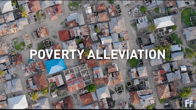 Poverty Alleviation with Pedro Concei...