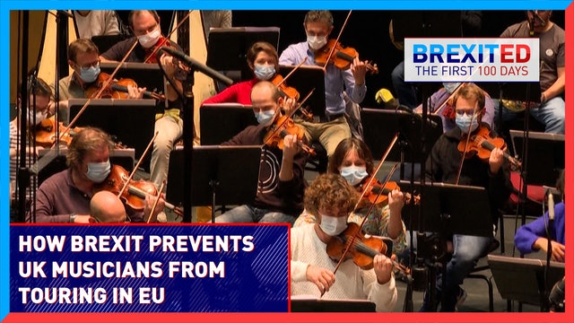 How Brexit prevents UK musicians from touring in EU
