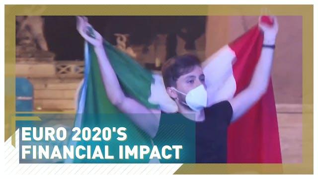 Euro 2020 financial boost weakened by...