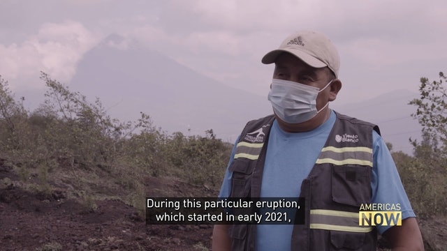 Guatemalans Learn to Coexist With Active Volcanoes