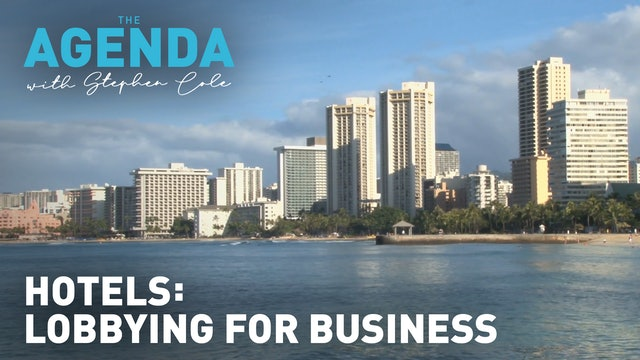 Hotel hiatus:Sir Rocco Forte on business struggles during lockdowns - #TheAgenda