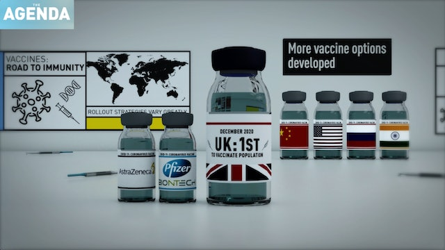 The vaccine challenge explained 💉