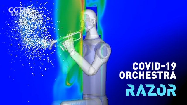 How do you make an orchestra COVID-19 safe? #RAZOR