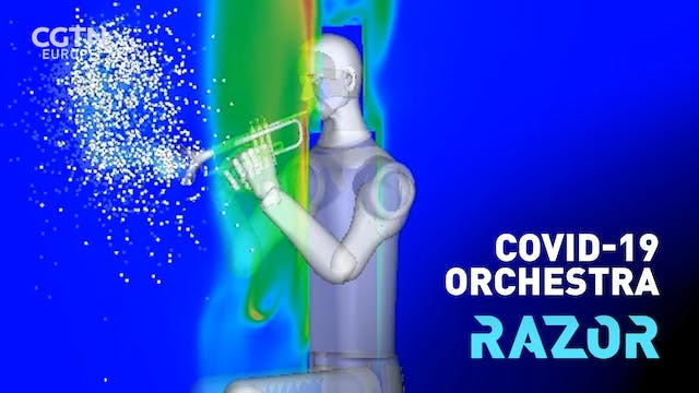 How do you make an orchestra COVID-19...