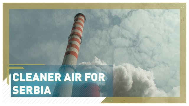 Cleaner air for Serbia