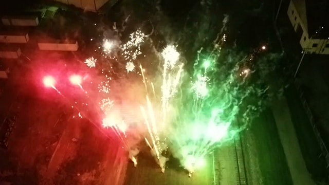 Tariffs hit fireworks sales