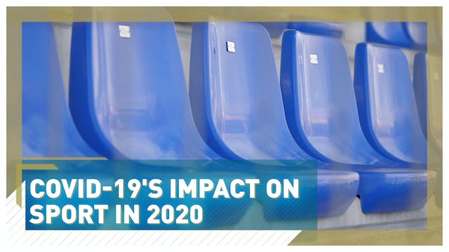 The impact of COVID-19 on sport in 2020