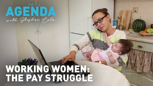 Working women: The struggle for equal...