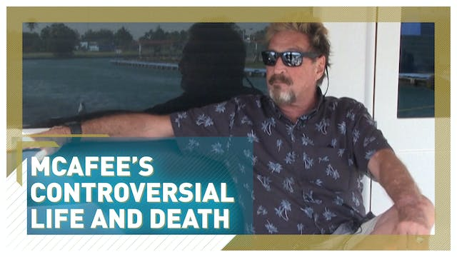 The controversial life and death of J...