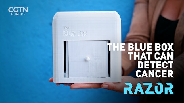 #RAZOR - The blue box that can detect cancer