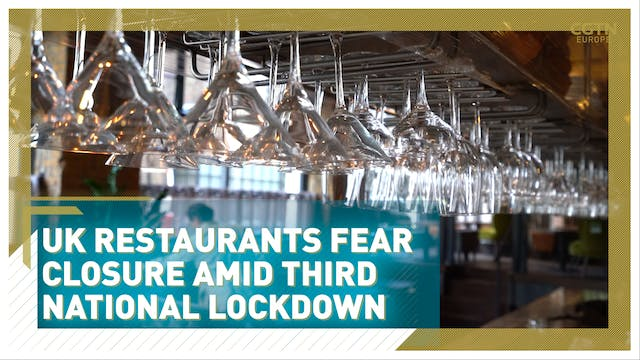 UK restaurants fear closure amid thir...