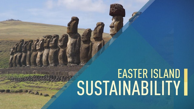 Easter Island uses the wisdom of its ancestors to help develop its future