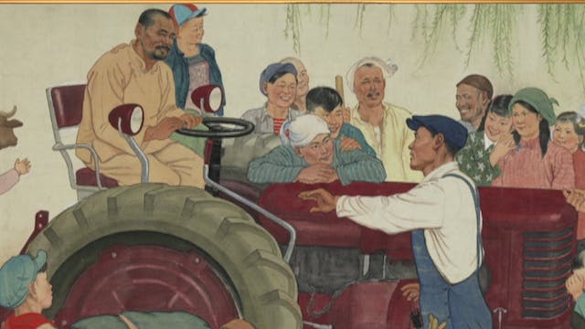 Farmers and Tractors
