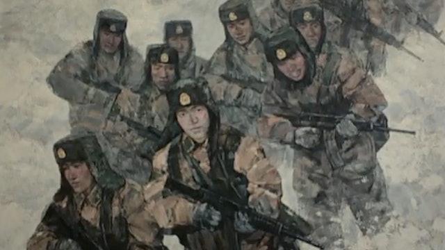China's Border Troops