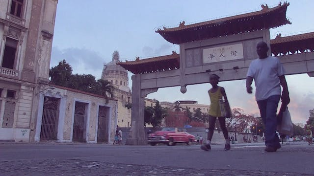 Oldest Chinatown in Latin America mak...