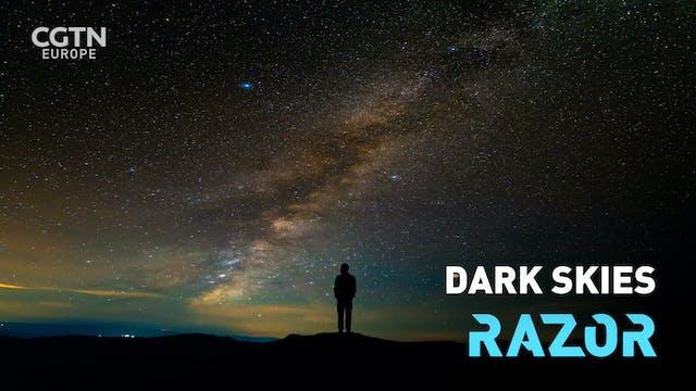Dark skies #RAZOR