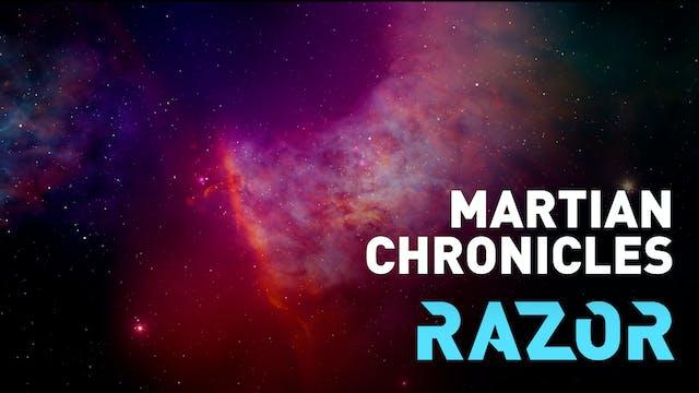 Martian chronicles: #RAZOR