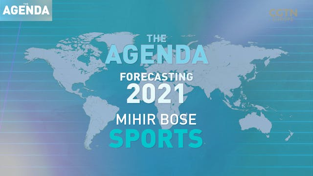 FORECASTING 2021: Mihir Bose - #TheAg...