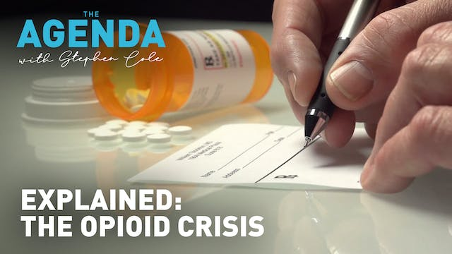 HOW THE OPIOID CRISIS BEGAN - #TheAge...