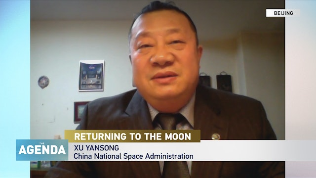 What will China do with new lunar samples? - #TheAgenda with Stephen Cole