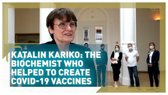 Katalin Kariko: The biochemist whose ...