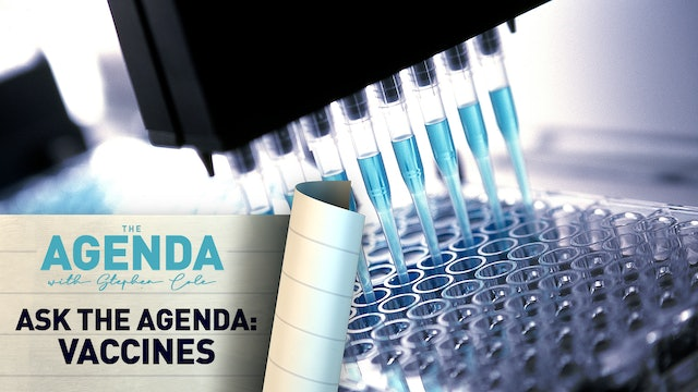 Vaccines: Road to Immunity - #AskTheAgenda with Stephen Cole