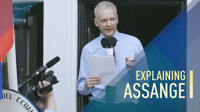 Ecuador's reflect on Julian Assange