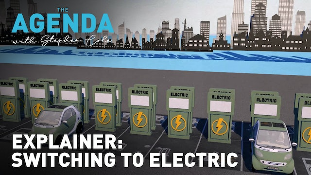 Explainer: Switching to electric cars #TheAgenda
