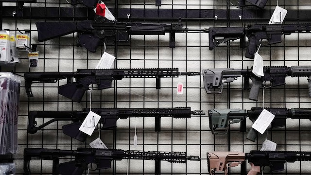 Guns and the U.S. law