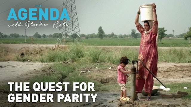 THE QUEST FOR GENDER PARITY -  The Agenda