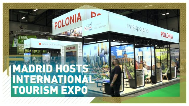 Madrid hosts international tourism expo