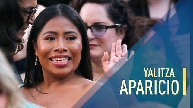 Up close and personal with Yalitza Ap...
