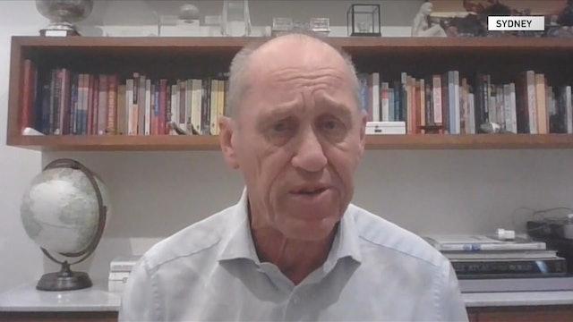The Agenda with Stephen Cole - Water Security - Steve Killelea