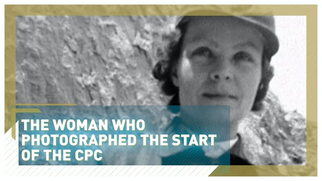 The woman who documented the start of...