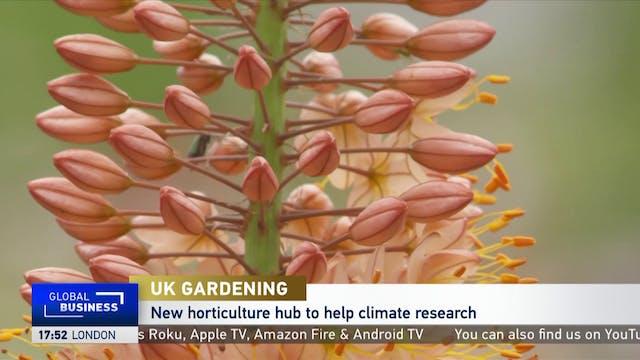 UK's first dedicated gardening scienc...