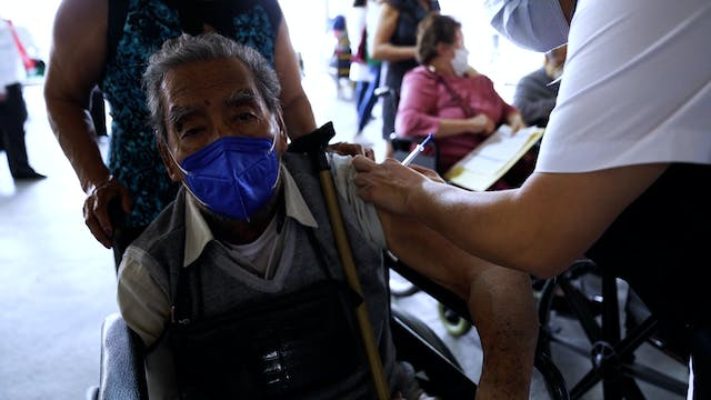 Mexico's vaccination challenge