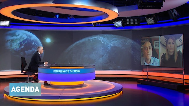 A NEW PLANET TO CALL HOME - #TheAgenda with Stephen Cole