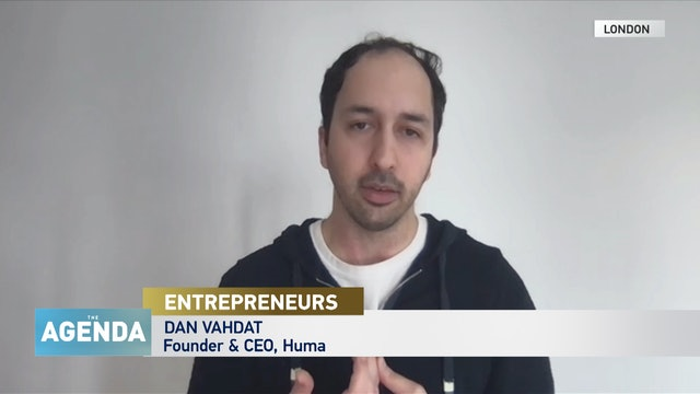 Entrepreneurs and the COVID-19 effect #TheAgenda