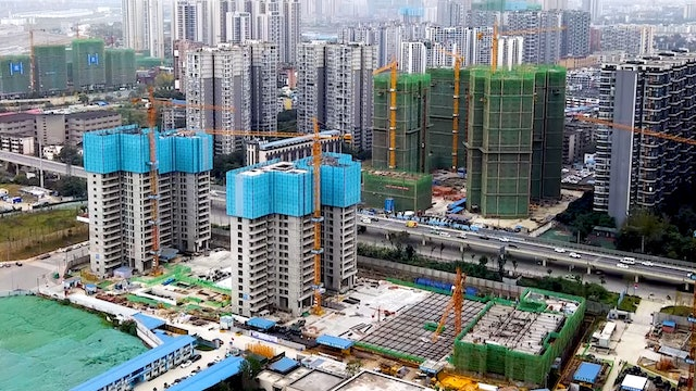 China infrastructure investments